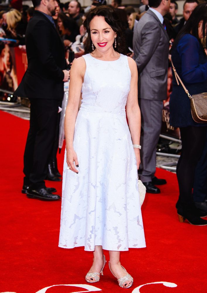 Samantha Spiro<br>Me Before You U.K. Premiere - Arrivals