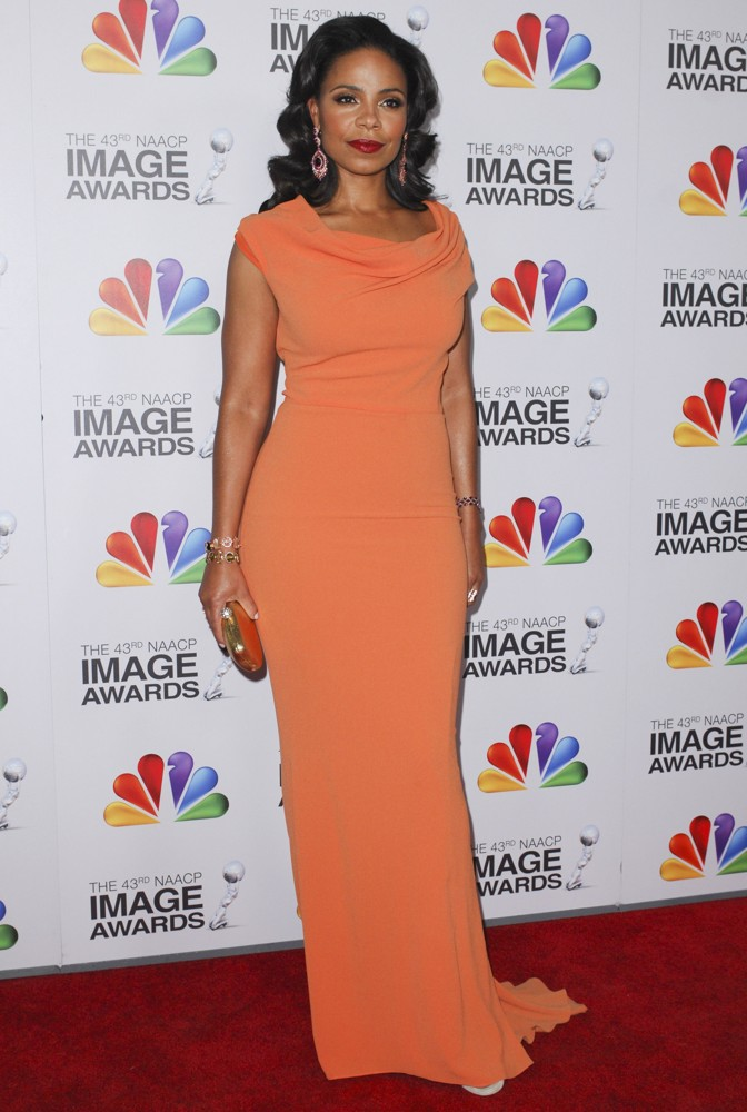 Sanaa Lathan<br>The 43rd Annual NAACP Awards - Arrivals