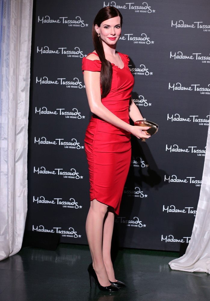 Sandra Bullock<br>Sandra Bullock Wax Figure at Madame Tussauds