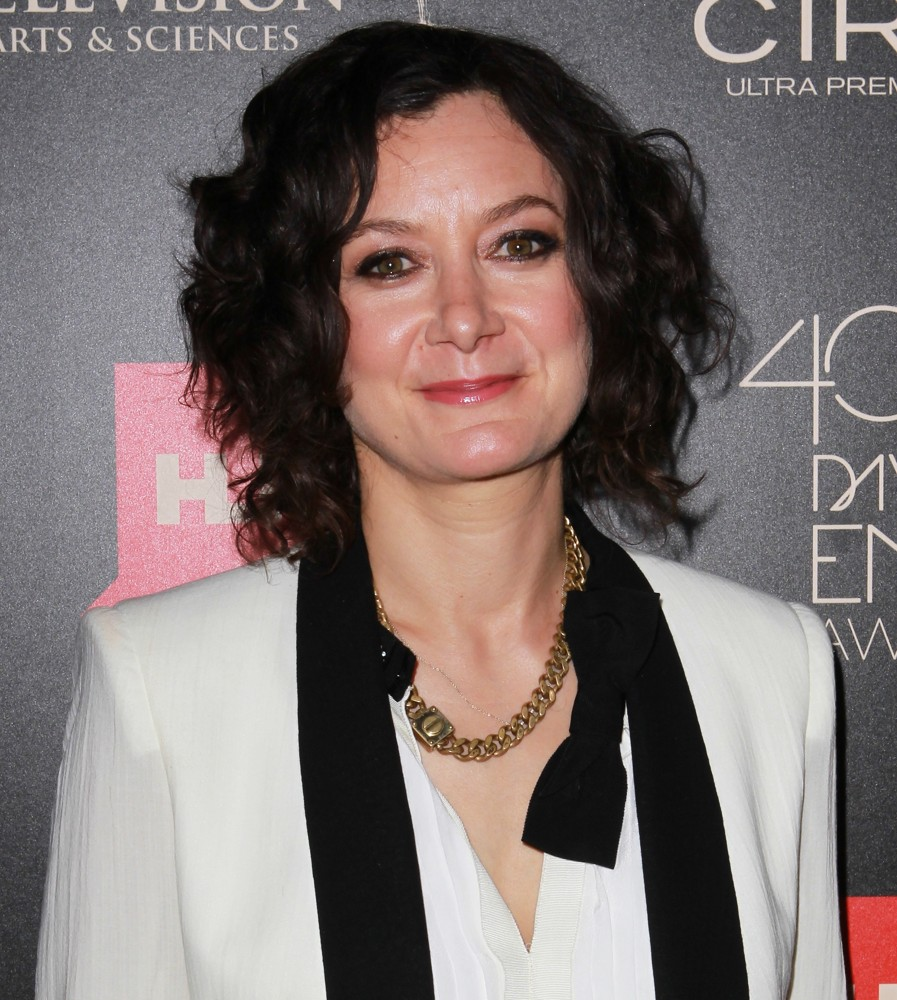 Sara Gilbert<br>The 40th Annual Daytime Emmy Awards - Arrivals