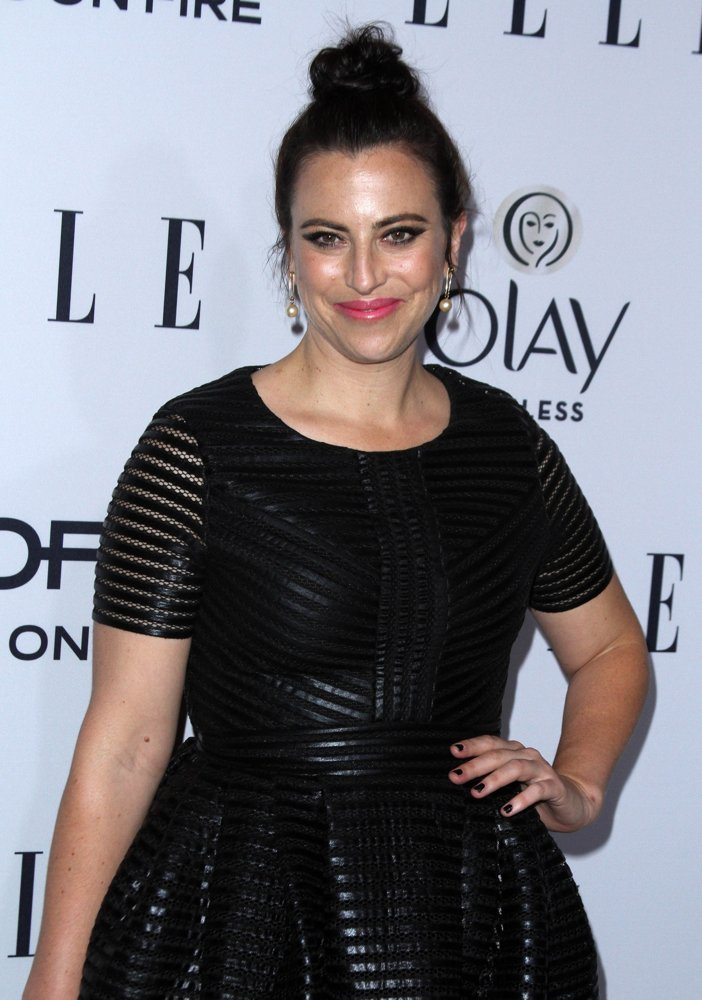 Sarah Gertrude Shapiro<br>ELLE's 6th Annual Women in Television Celebration Presented by Hearts on Fire Diamonds and Olay