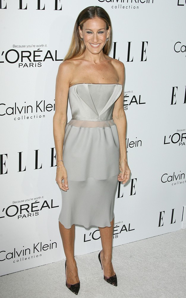 Sarah Jessica Parker<br>ELLE's 19th Annual Women in Hollywood Celebration - Arrivals