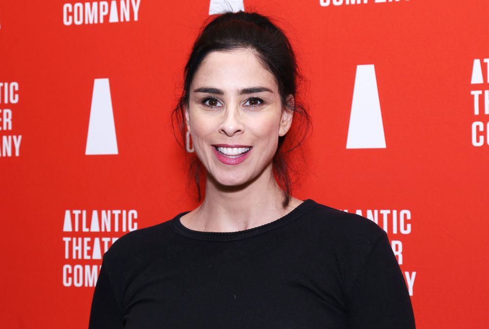 Sarah Silverman<br>2019 Atlantic Theater Company Gala - Arrivals