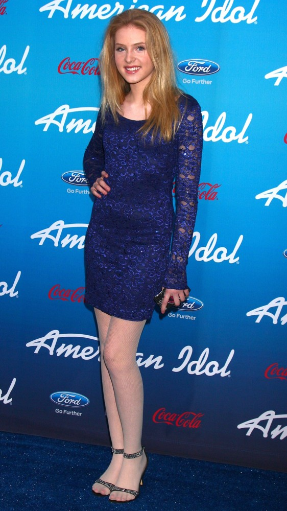 FOX's American Idol Finalists Party