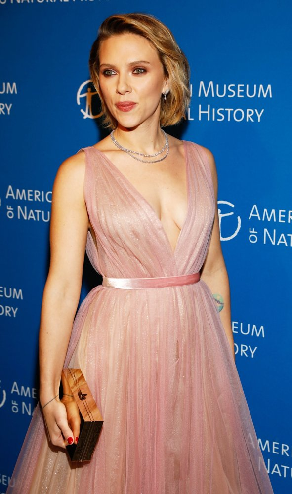 Scarlett Johansson<br>American Museum of Natural History Gala 2018