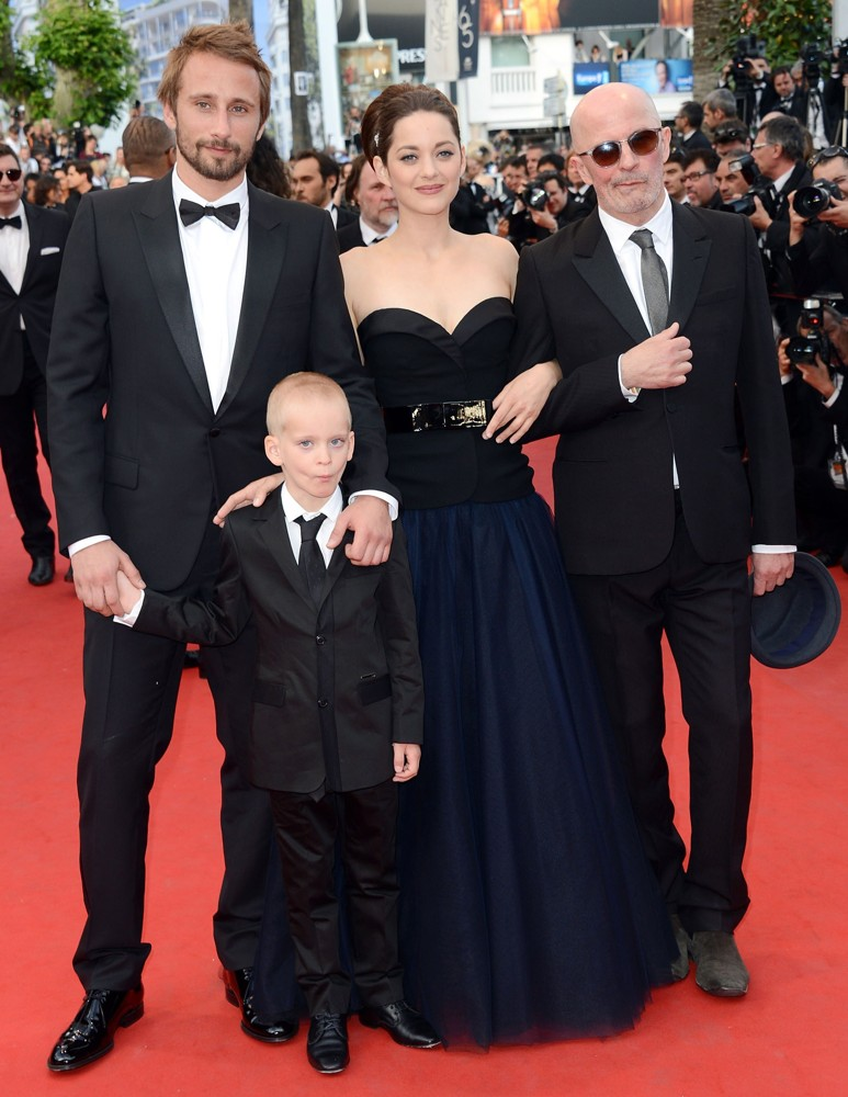 Rust and Bone Premiere - During The 65th Annual Cannes Film Festival