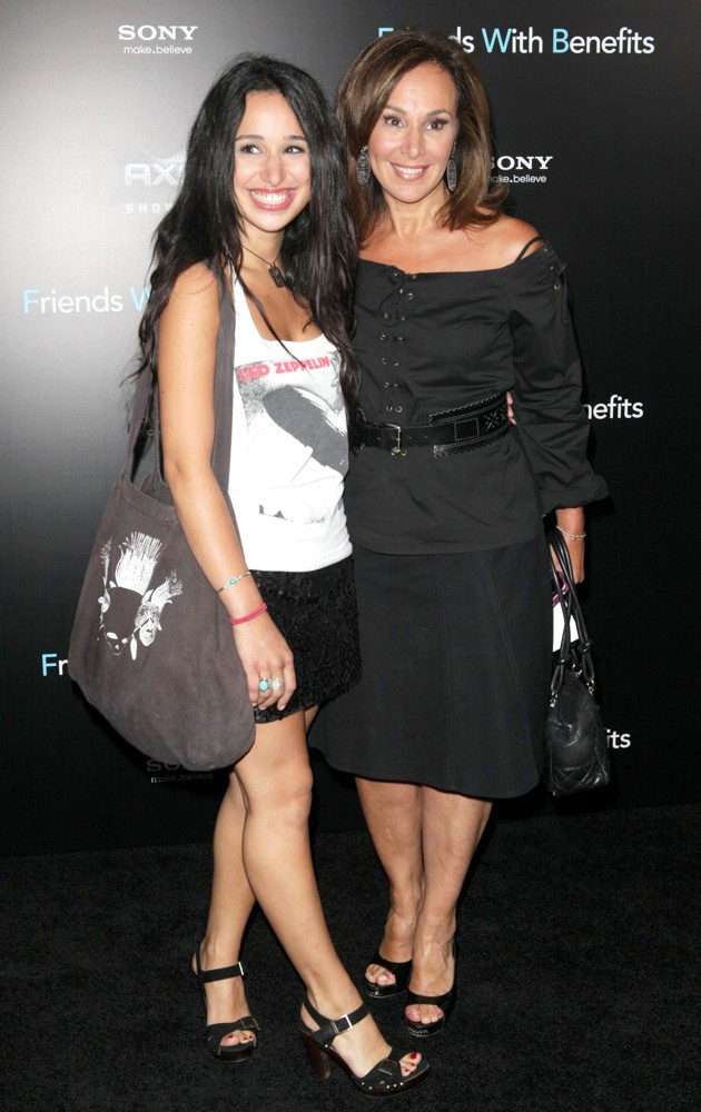 Jenna Scotto, Rosanna Scotto<br>New York Premiere of Friends with Benefits - Arrivals