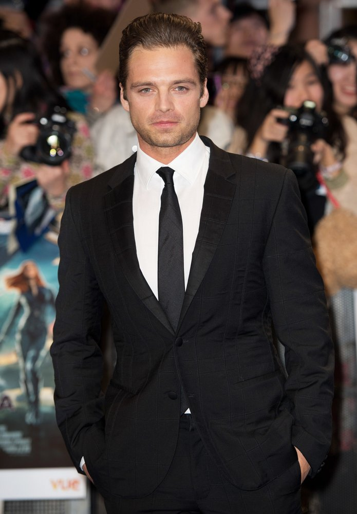 sebastian stan picture 31 uk premiere of captain america