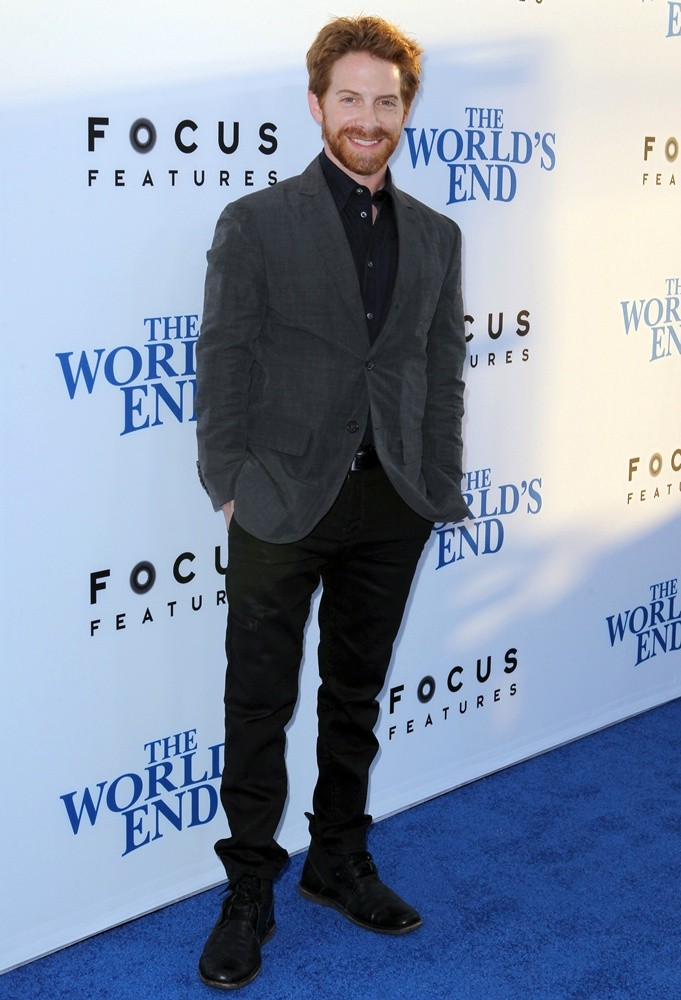 The World's End Hollywood Premiere