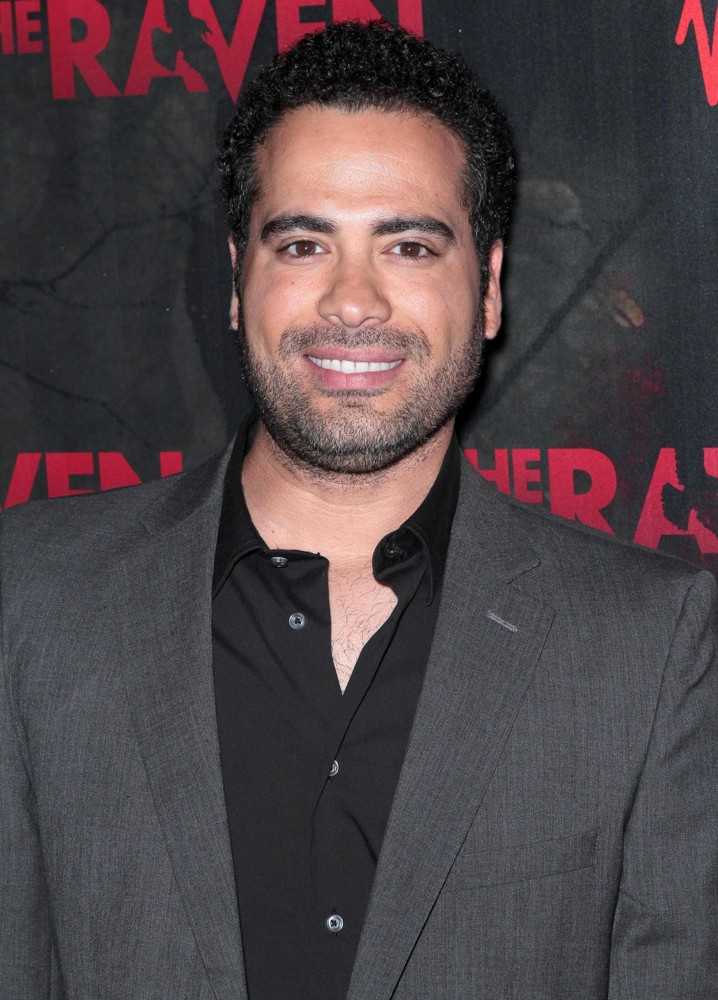 Sevier Crespo<br>Special Screening of Relativity Media's The Raven - Arrivals