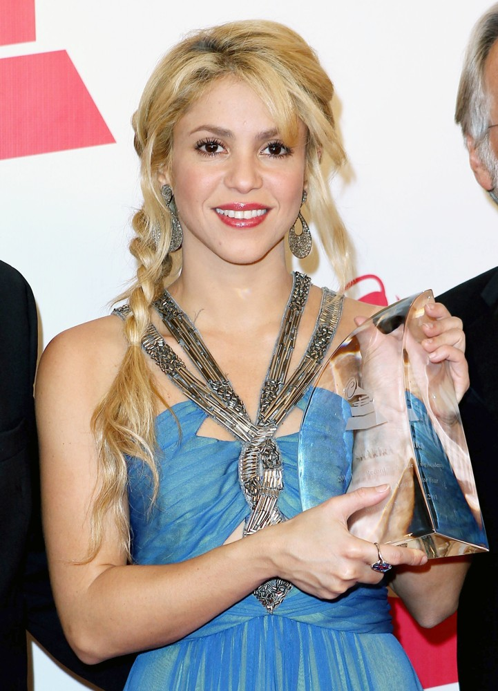 2011 Latin Recording Academy Person of The Year Tribute to Shakira