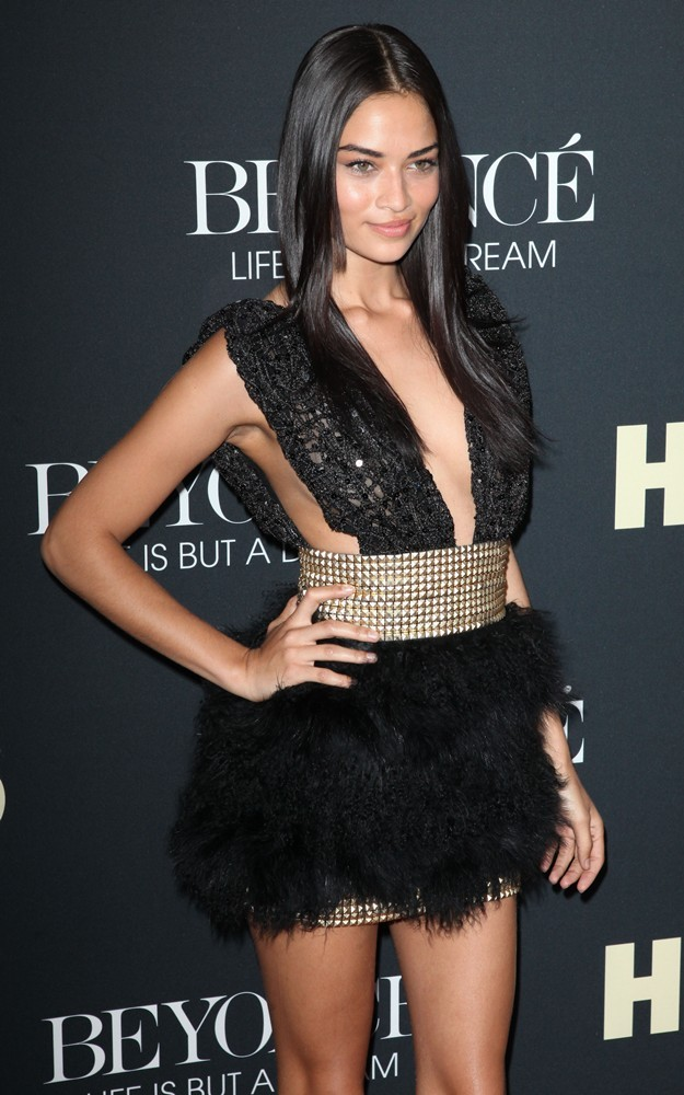 Shanina Shaik<br>Beyonce: Life Is But a Dream New York Premiere