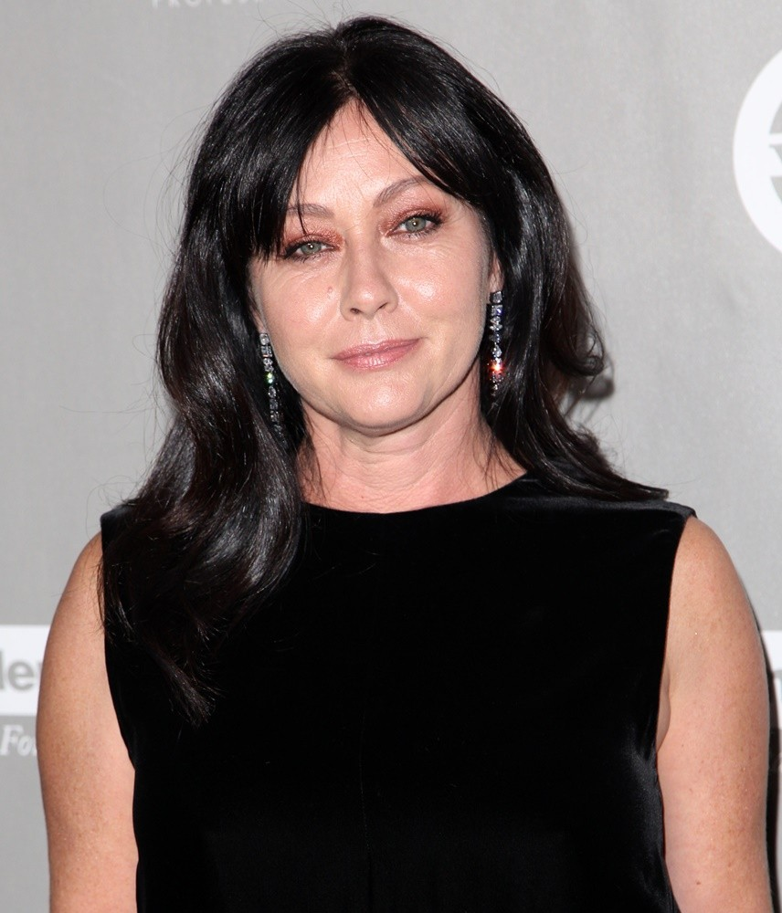 Shannen Doherty<br>2015 Baby2Baby Gala - Arrivals