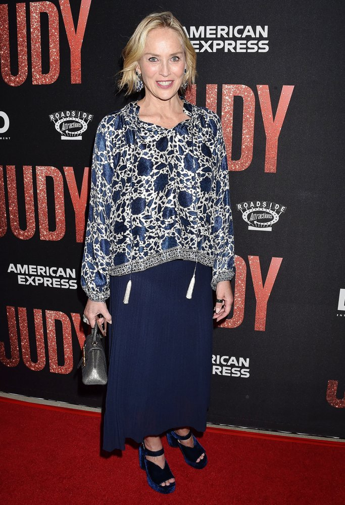 Sharon Stone<br>The Premiere of Judy