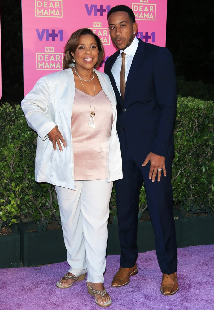 Roberta Shields, Ludacris<br>VH1's 2nd Annual Dear Mama: An Event to Honor Moms - Arrivals