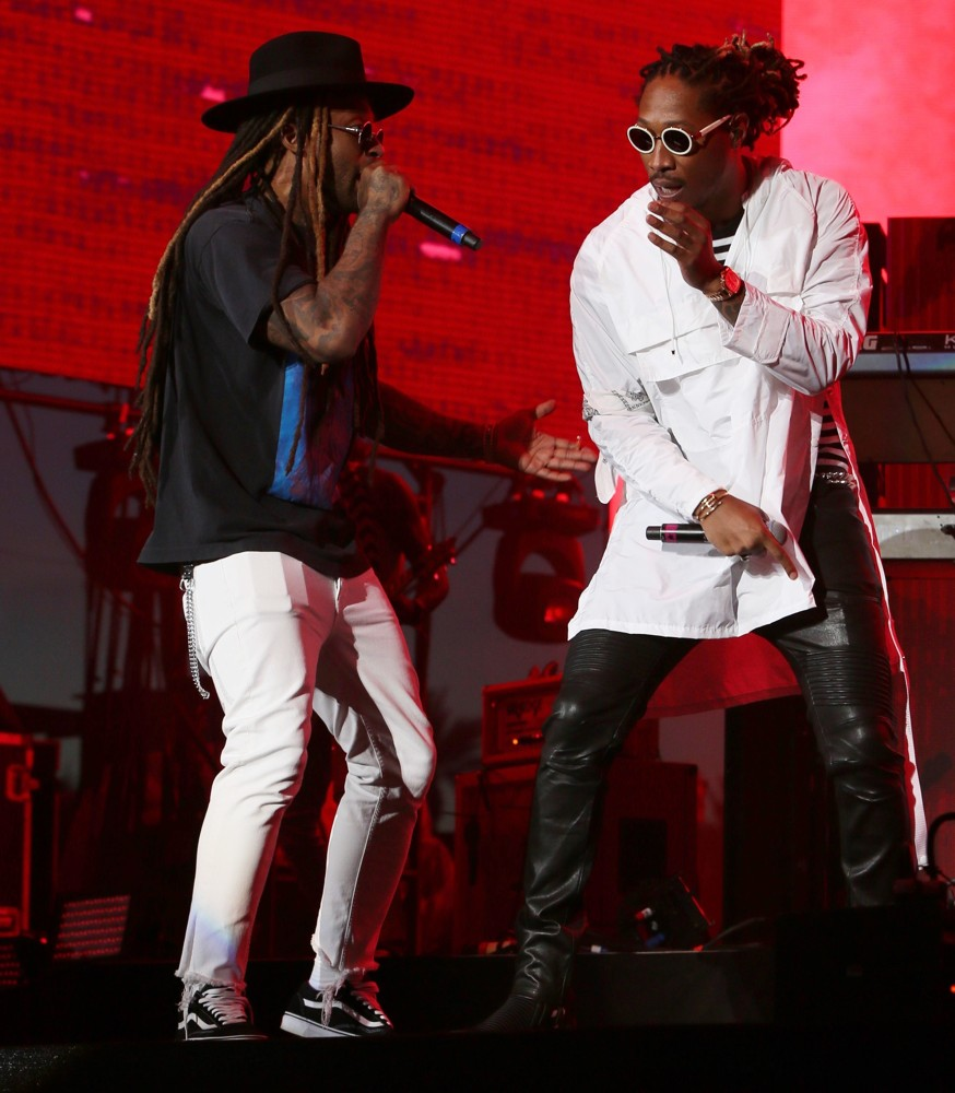 Ty Dolla $ign, Future<br>2017 Coachella Weekend 1 - Day 2