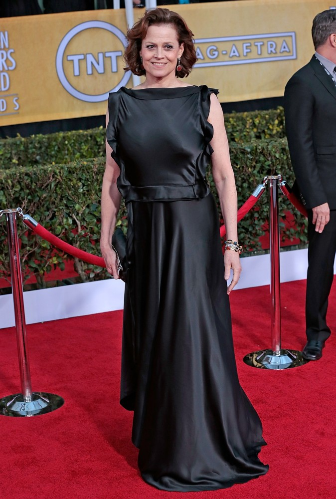 Sigourney Weaver<br>19th Annual Screen Actors Guild Awards - Arrivals