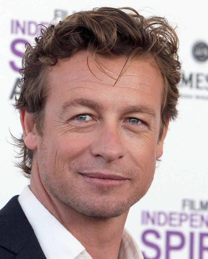 Simon Baker - simon-baker-27th-annual-independent-spirit-awards-05