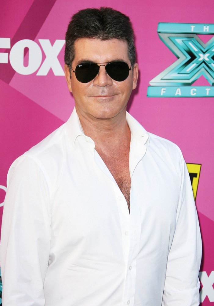 The X Factor Season Two Premiere Screening and Handprint Ceremony