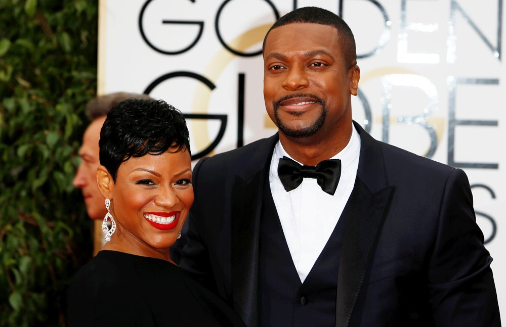 Chris Tucker Picture 81 - 73rd Annual Golden Globe Awards ...