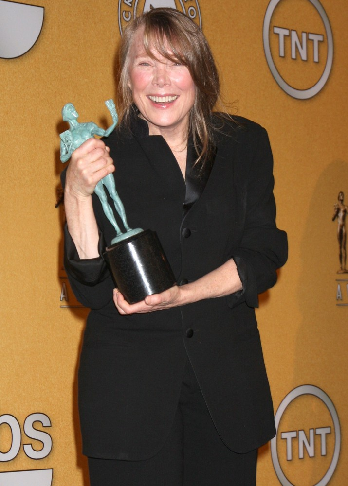 Sissy Spacek<br>The 18th Annual Screen Actors Guild Awards - Press Room