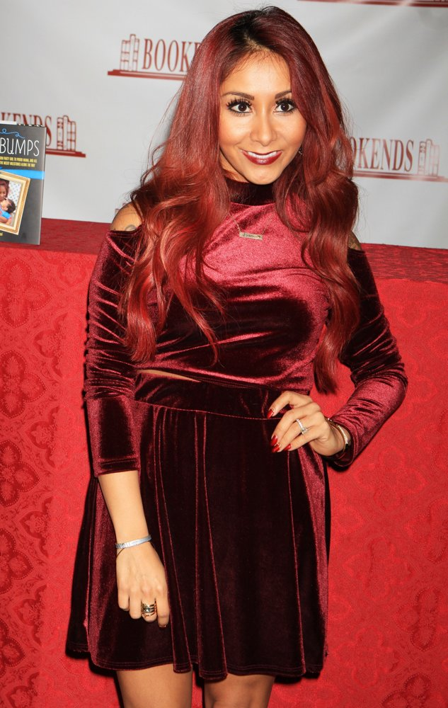 Snooki<br>Snooki Does A Book Signing for Her Book Baby Bumps