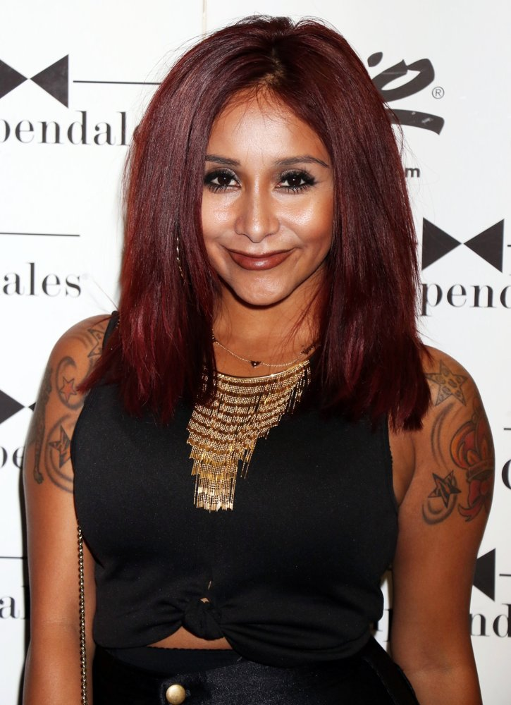 Snooki<br>The Chippendales Show