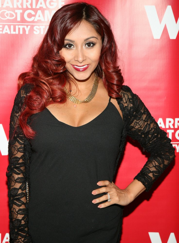 Snooki<br>Marriage Boot Camp: Reality Stars Celebration