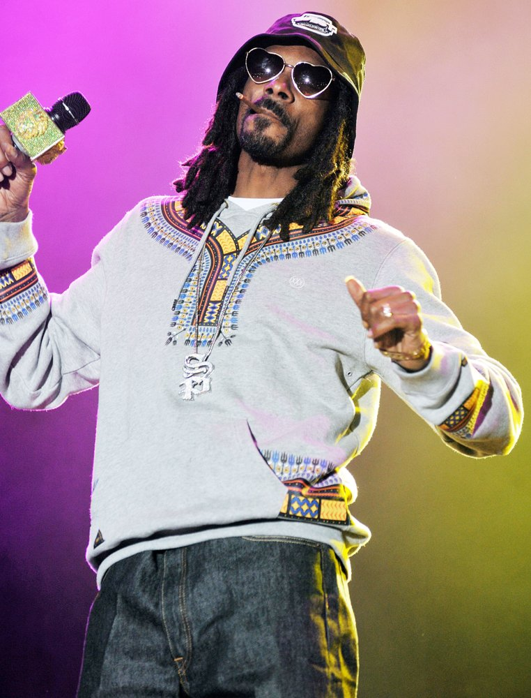 Snoop Dogg<br>Snoop Dogg Debuts Performing Live on Stage at City Sound Milano Festival
