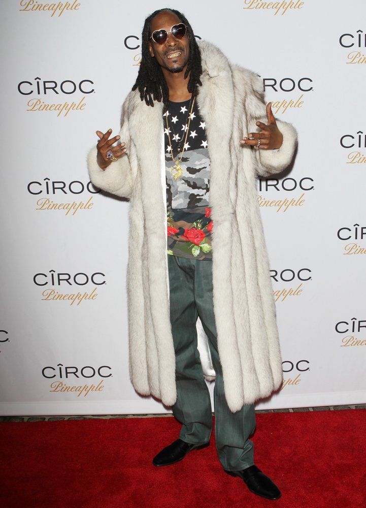 Snoop Dogg<br>Ciroc Pineapple Hosts French Montana's Birthday Party Celebration - Arrivals