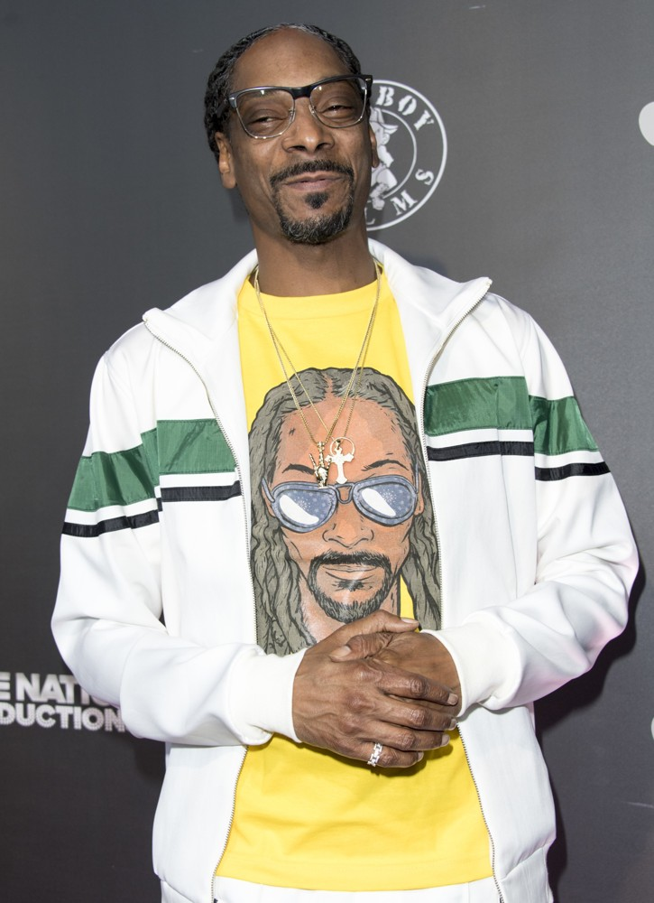 Snoop Dogg<br>Los Angeles Premiere of Can't Stop, Won't Stop: The Bad Boy Story - Arrivals