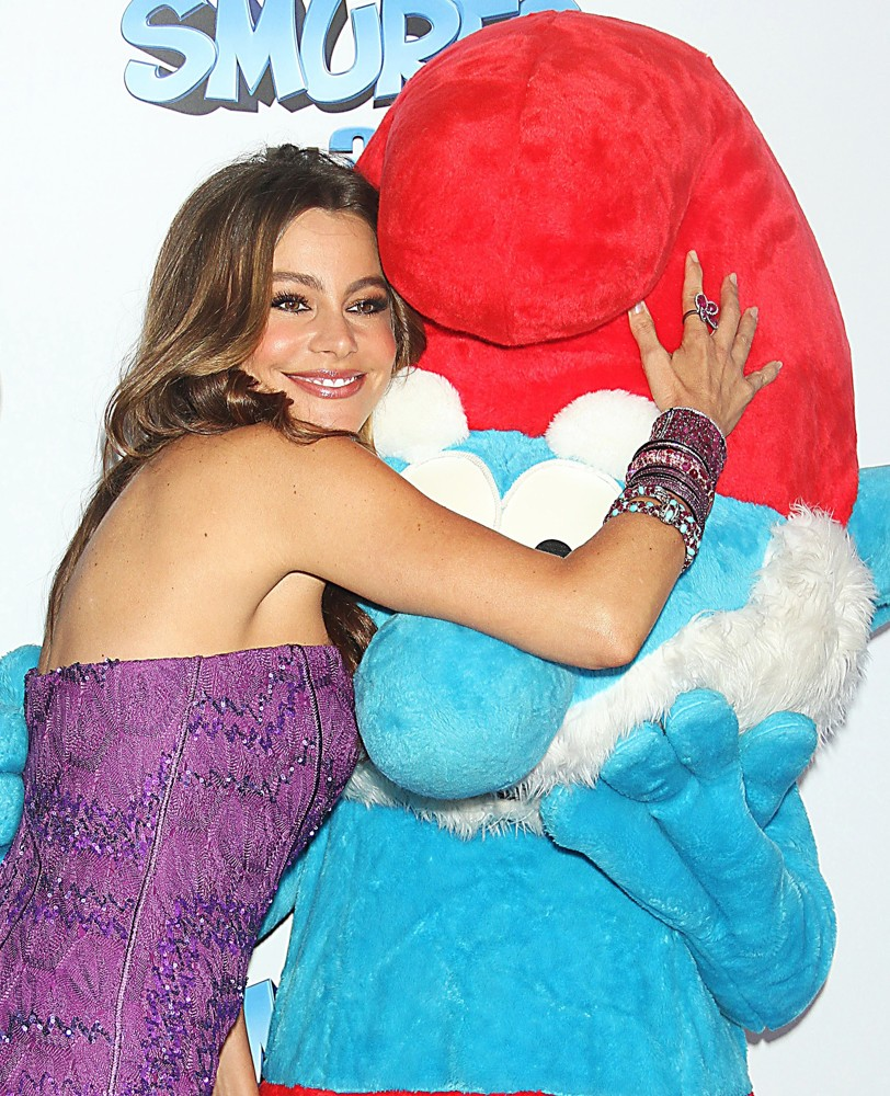 The Smurfs World Premiere - Arrivals