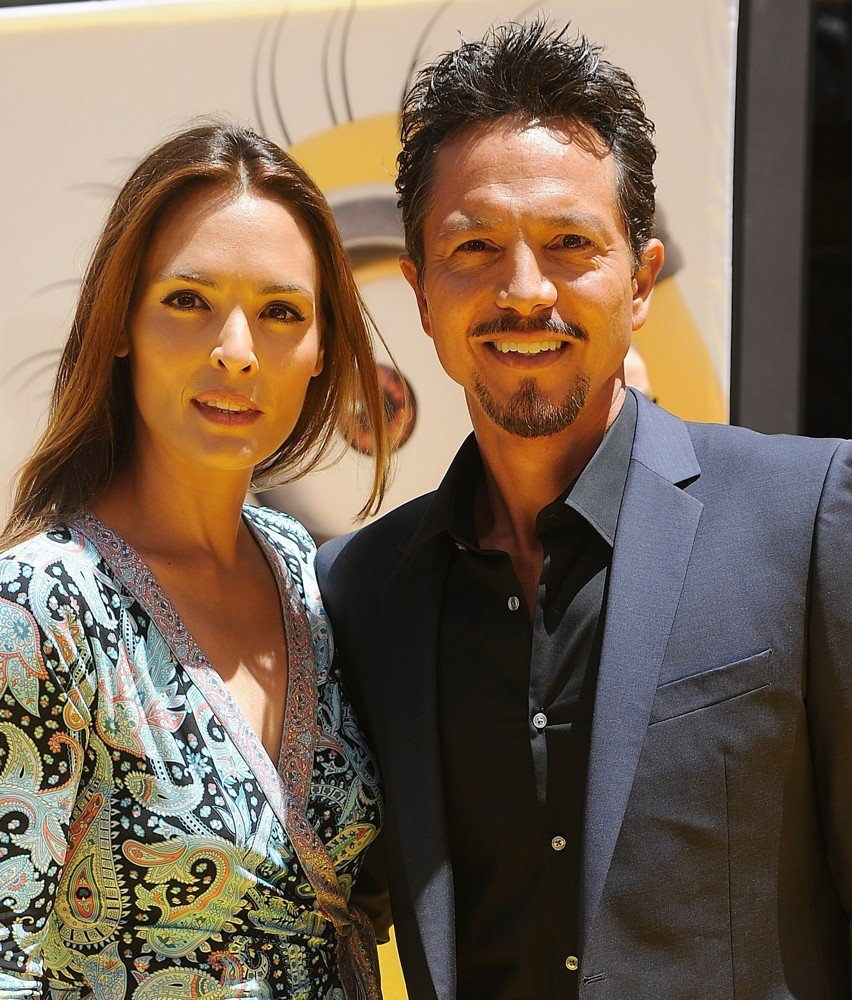 Talisa Soto, Benjamin Bratt<br>Premiere of Universal Pictures' Despicable Me 2
