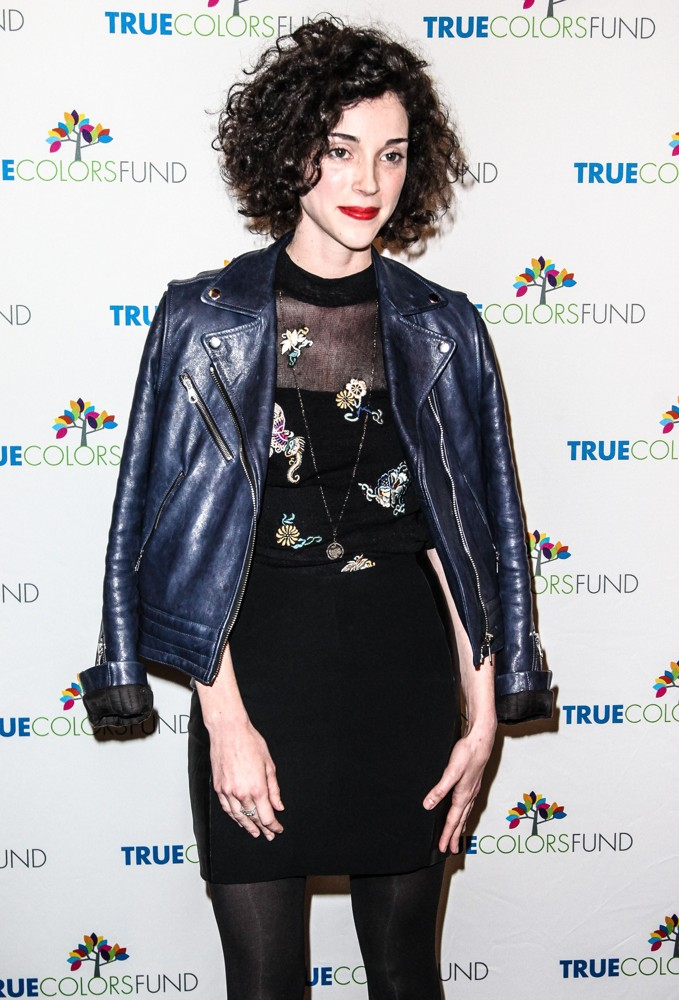 St. Vincent<br>Cyndi Lauper and Friends: Home for The Holiday's Concert - Arrivals