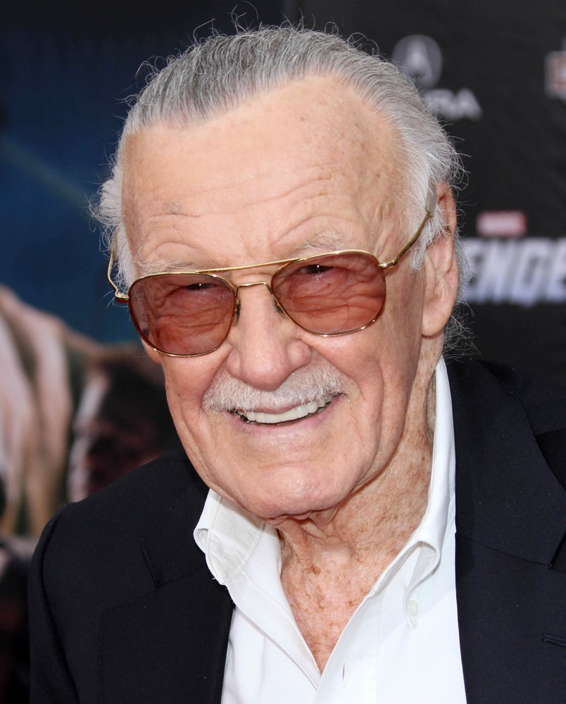 Stan Lee<br>World Premiere of The Avengers - Arrivals