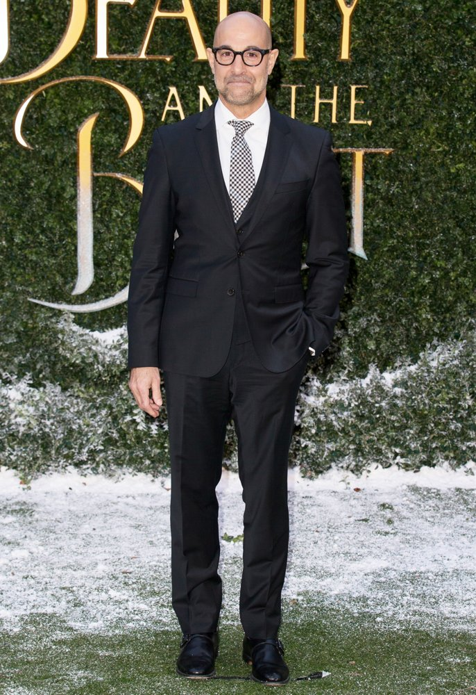 Stanley Tucci<br>The Beauty and the Beast Launch Event - Arrivals