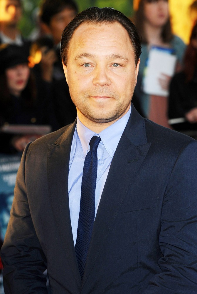 Stephen Graham<br>The Premiere of Tinker, Tailor, Soldier, Spy