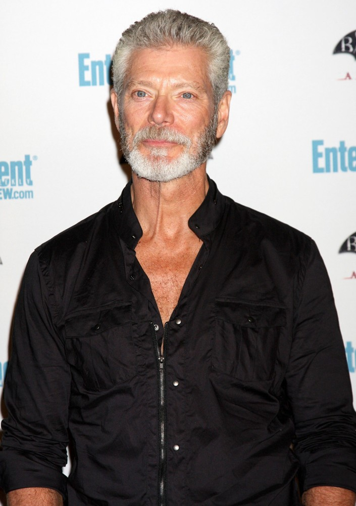 Stephen Lang Workout