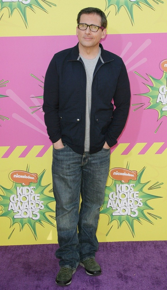 Steve Carell<br>Nickelodeon's 26th Annual Kids' Choice Awards - Arrivals