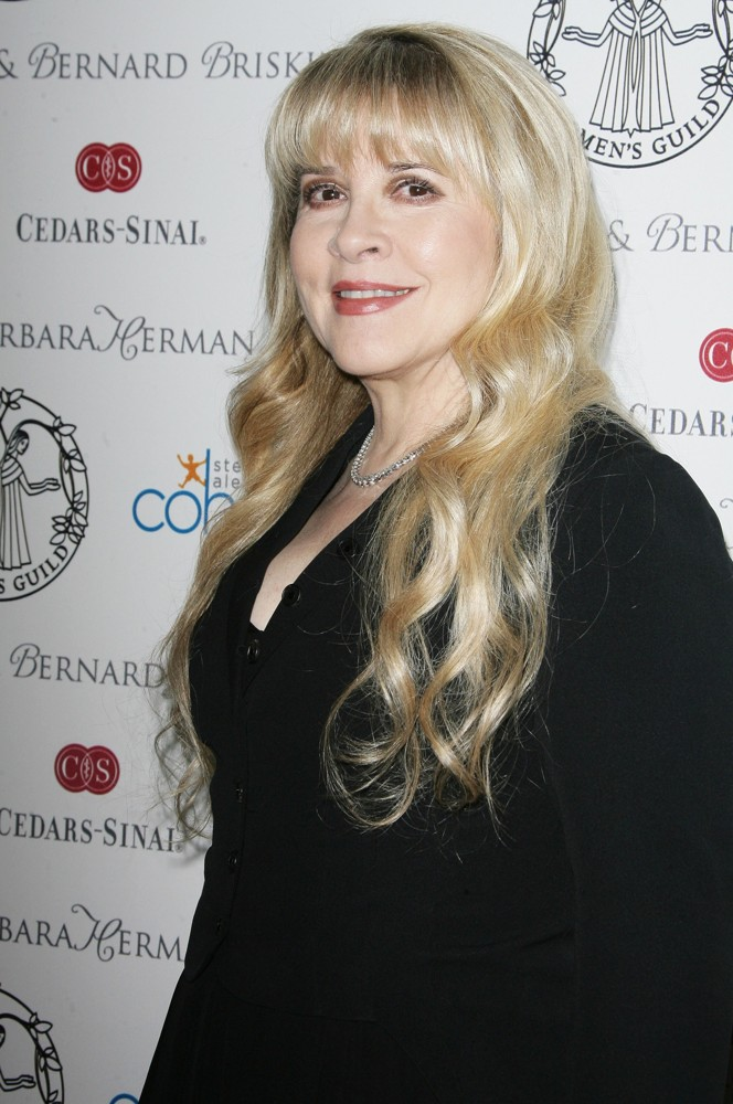 Stevie Nicks<br>Women's Guild Cedars-Sinai Honors Wendy and Leonard Goldberg with Premiere Hollywood Icon Award