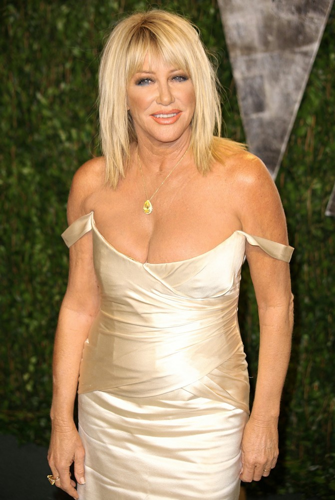 Suzanne Somers Picture 8 2012 Vanity Fair Oscar Party