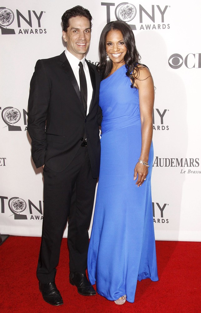 Will Swenson, Audra McDonald<br>The 66th Annual Tony Awards - Arrivals