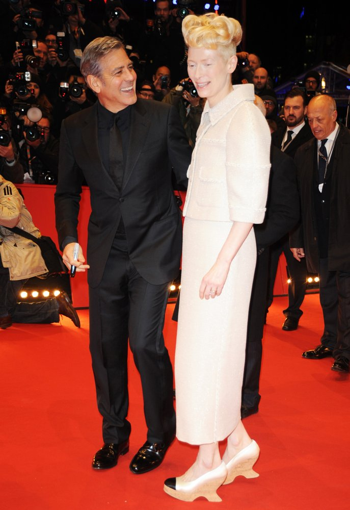 George Clooney, Tilda Swinton<br>The 66th Annual International Berlin Film Festival - Opening Gala