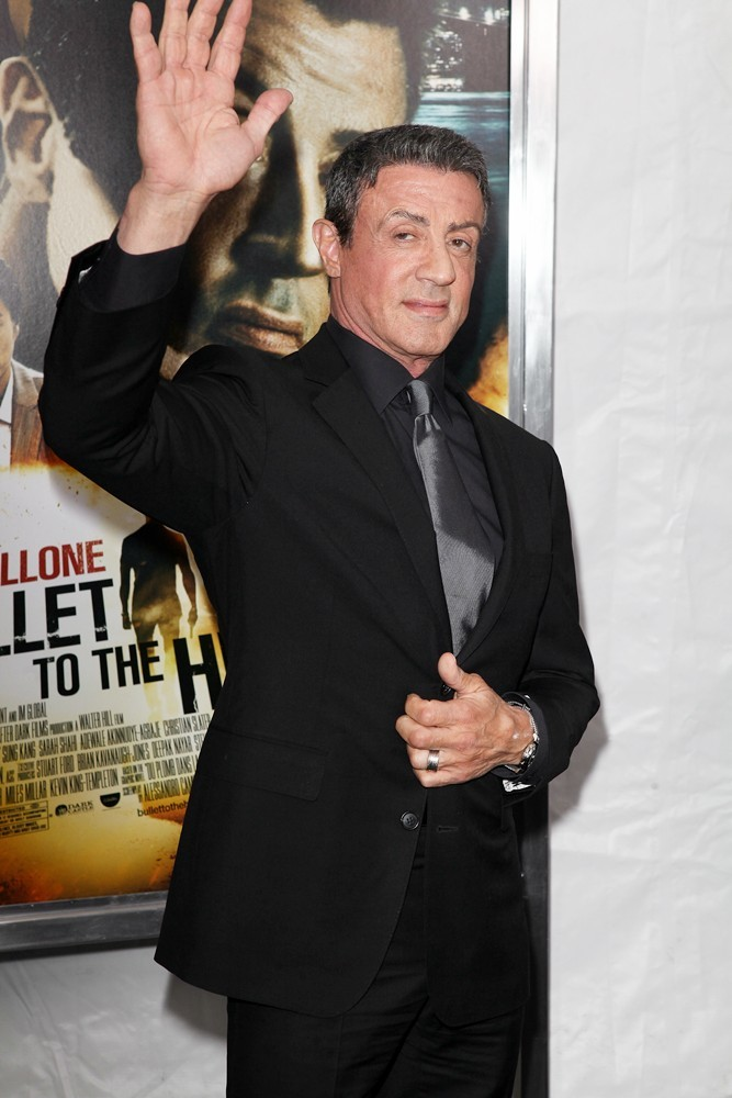 New York Premiere of Bullet to the Head