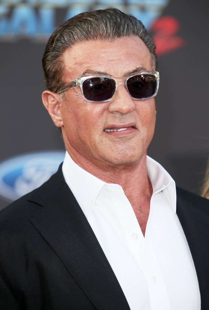 Sylvester Stallone<br>The World Premiere of Marvel Studios' Guardians of the Galaxy Vol. 2