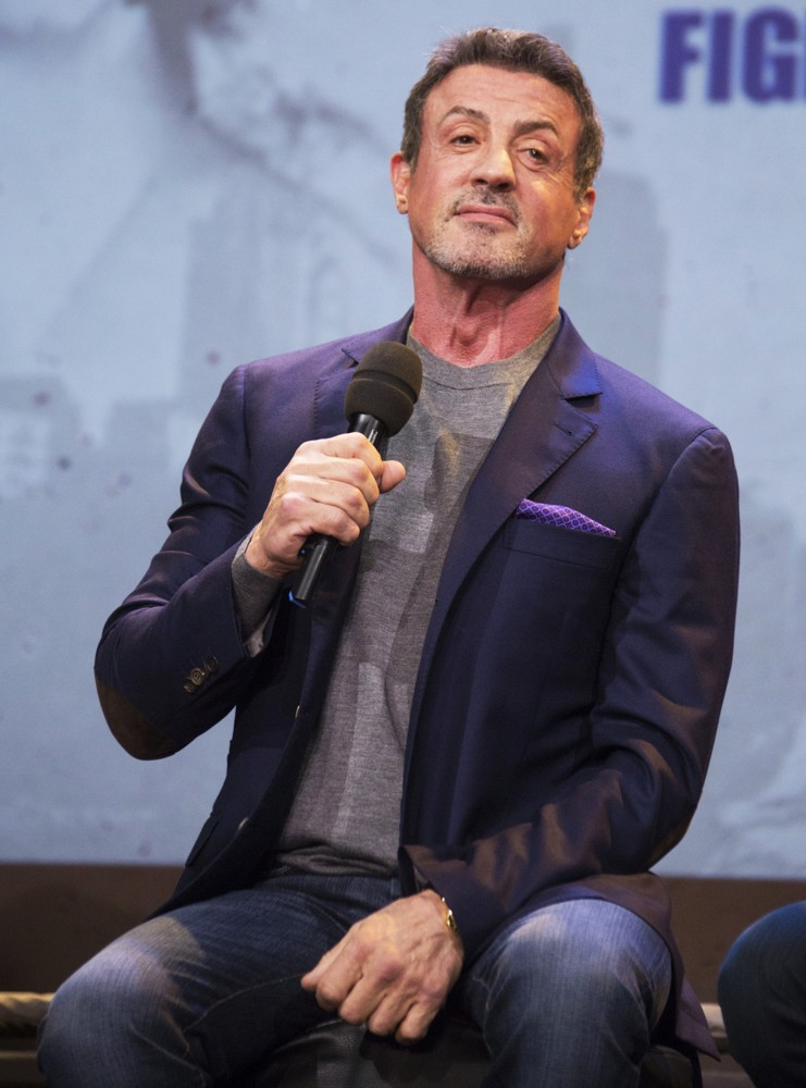 Sylvester Stallone<br>Press Conference for Rocky - Das Musical