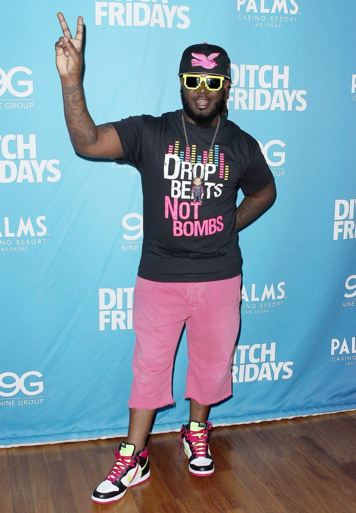 T-Pain<br>T-Pain Attend Ditch Fridays