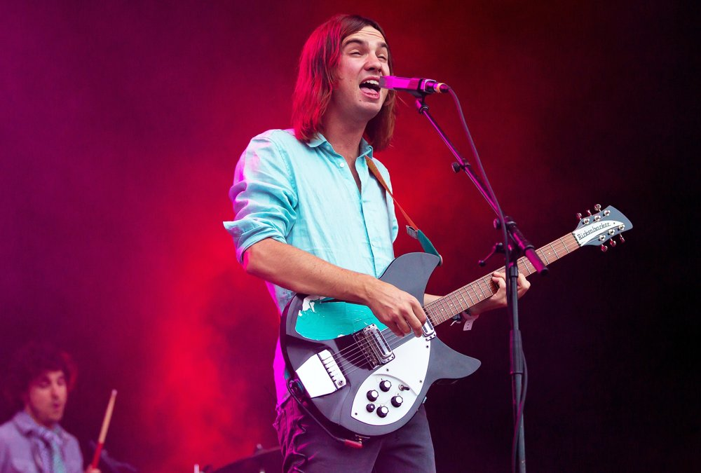 Kevin Parker, Tame Impala<br>Way Out West Festival - Day 1
