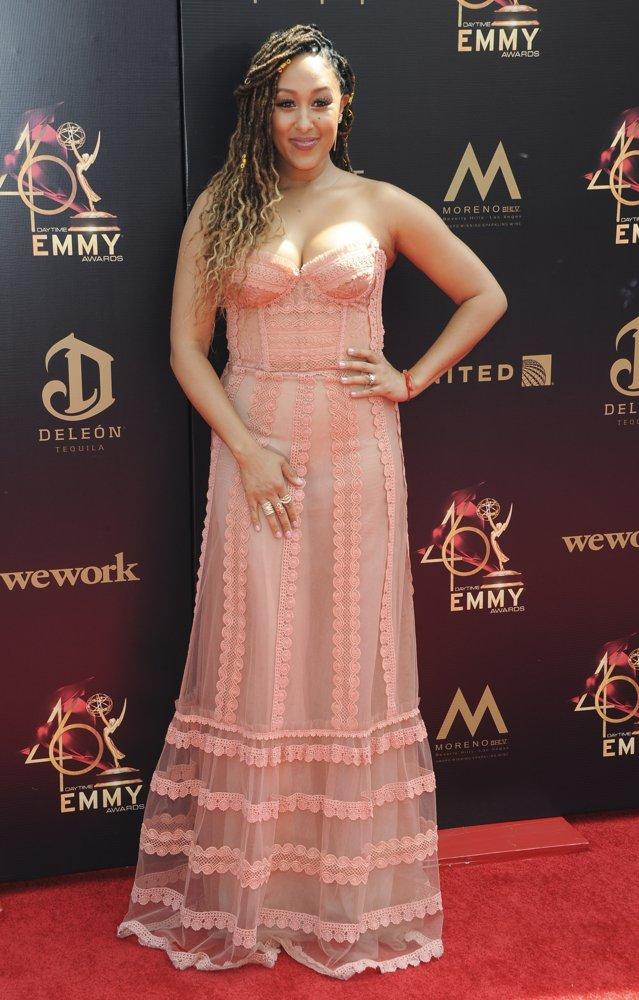 Tamera Mowry<br>46th Annual Daytime Emmy Awards - Arrivals