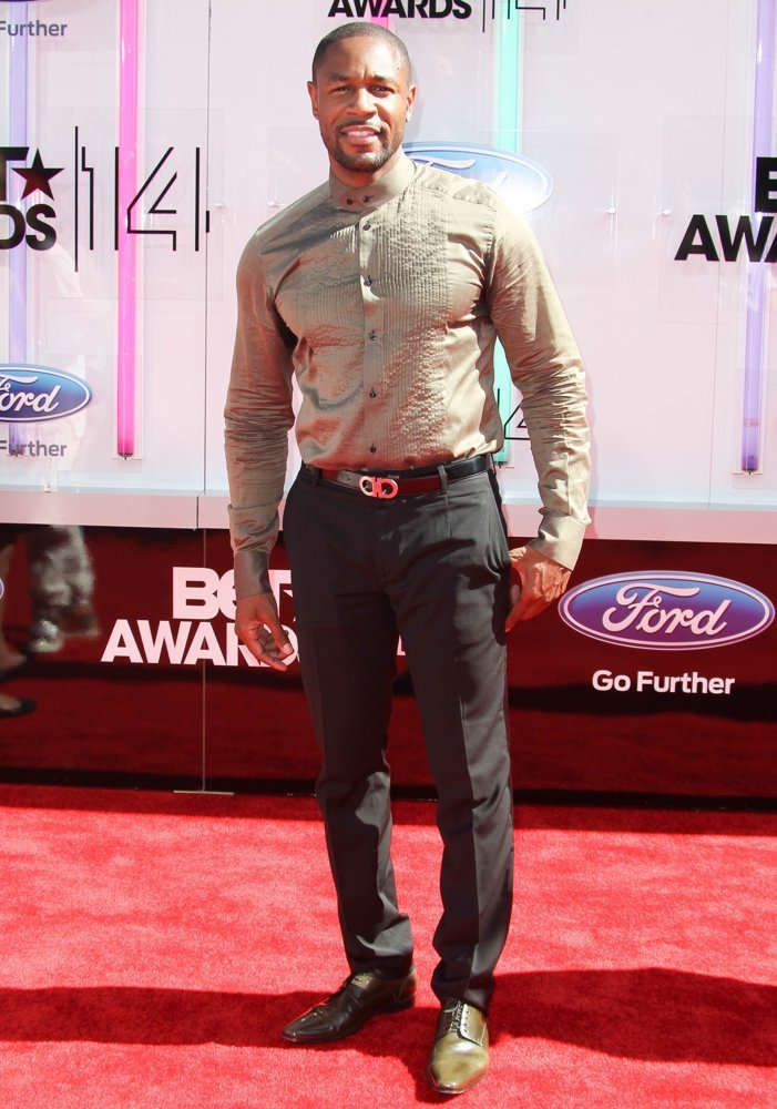 Tank<br>The 2014 BET Awards - Arrivals